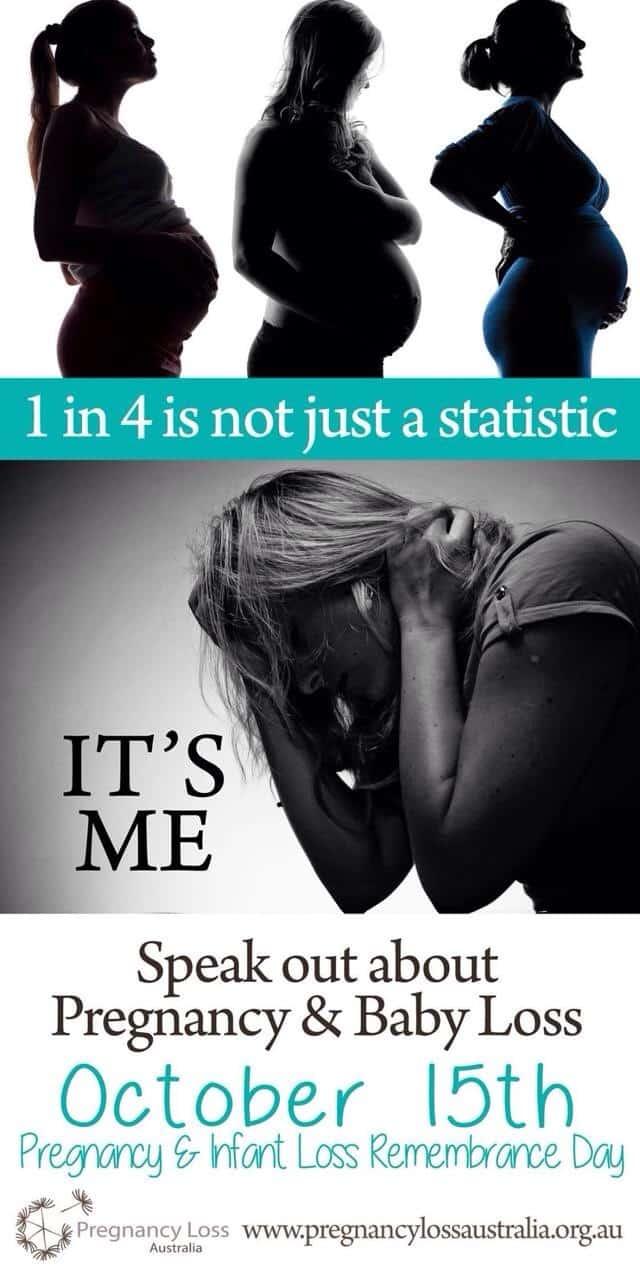 Pregnancy awareness loss