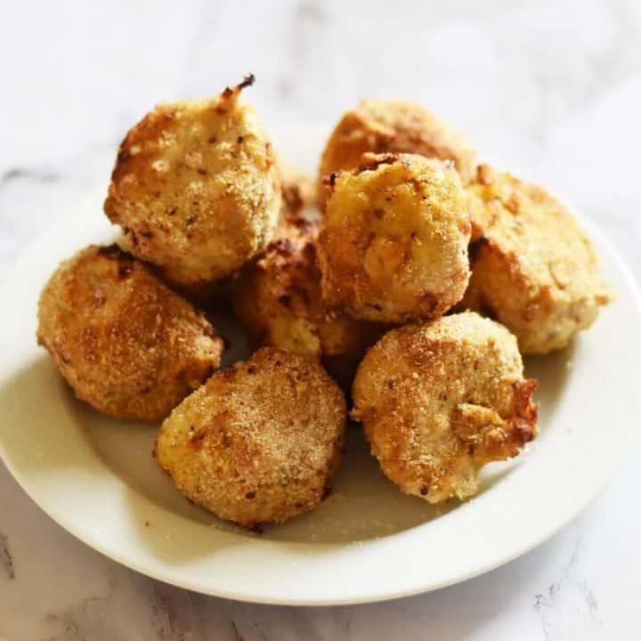 Chicken kiev balls