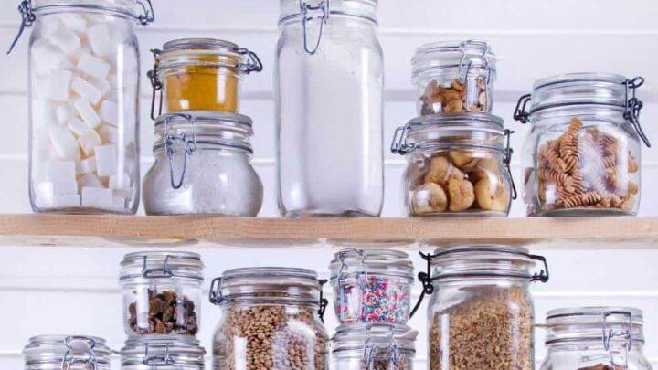 kitchen pantry organisation ideas