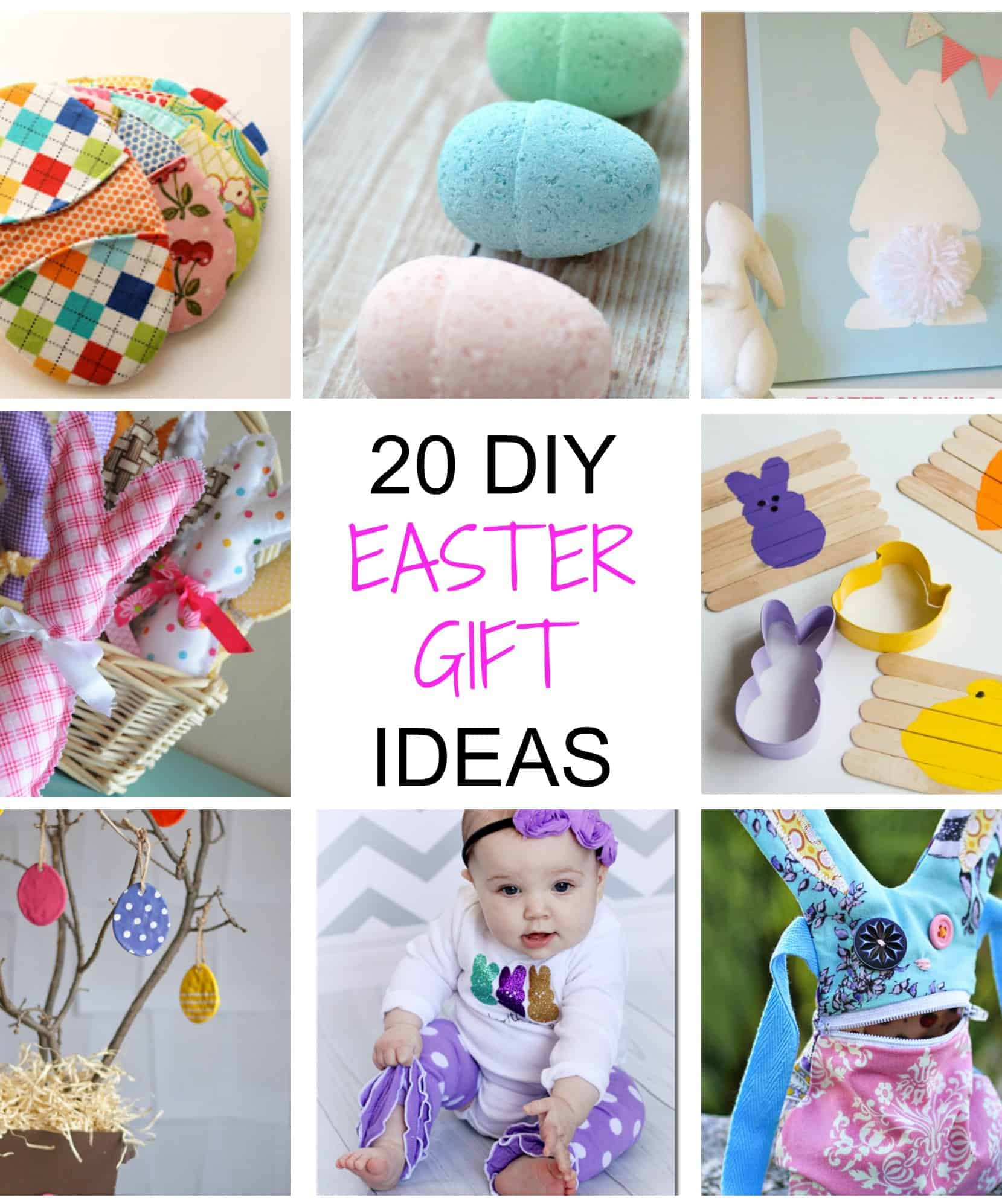 20 non chocolate diy easter gifts simplify create inspire negle Gallery