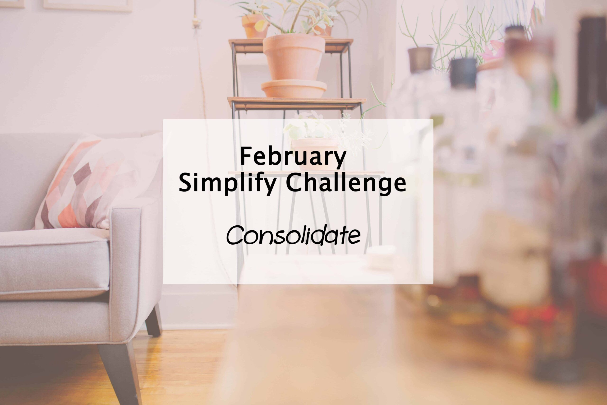 Simplify challenge