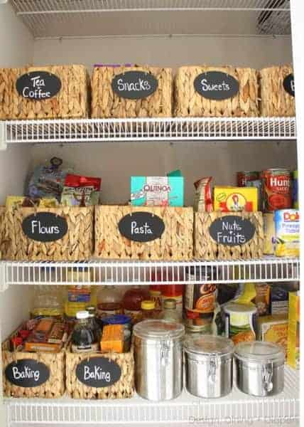 Genius pantry organisation ideas for your kitchen