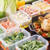 Freezer cooking bulk meal prep