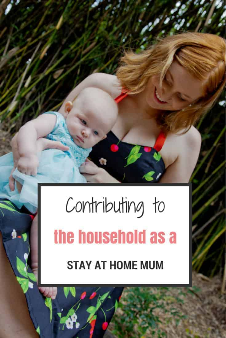 contributing as a sahm