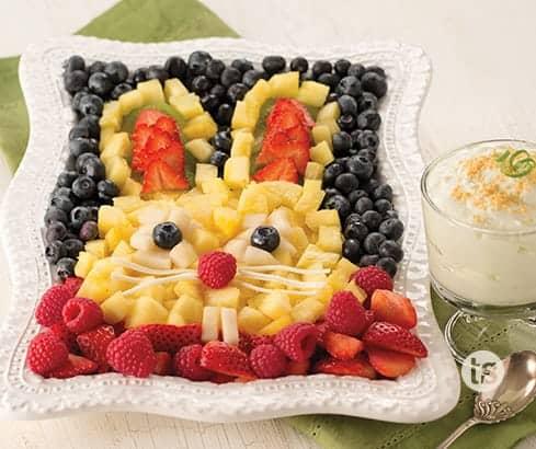 Bunnyfruitplatterkeylimedip