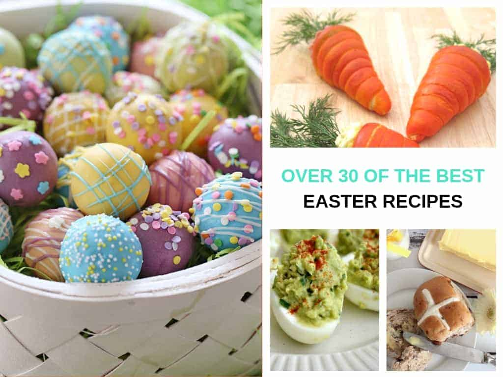 Fun easter recipes for your easter menu