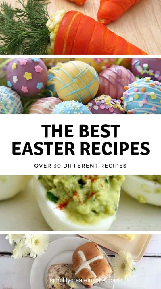 Fun Easter recipes for entertaining