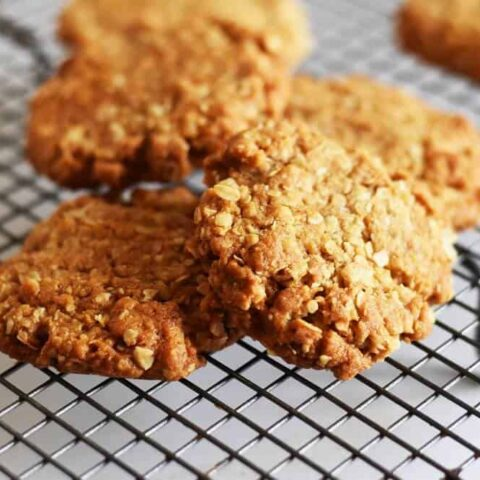 Easy ANZAC biscuit recipes (9)