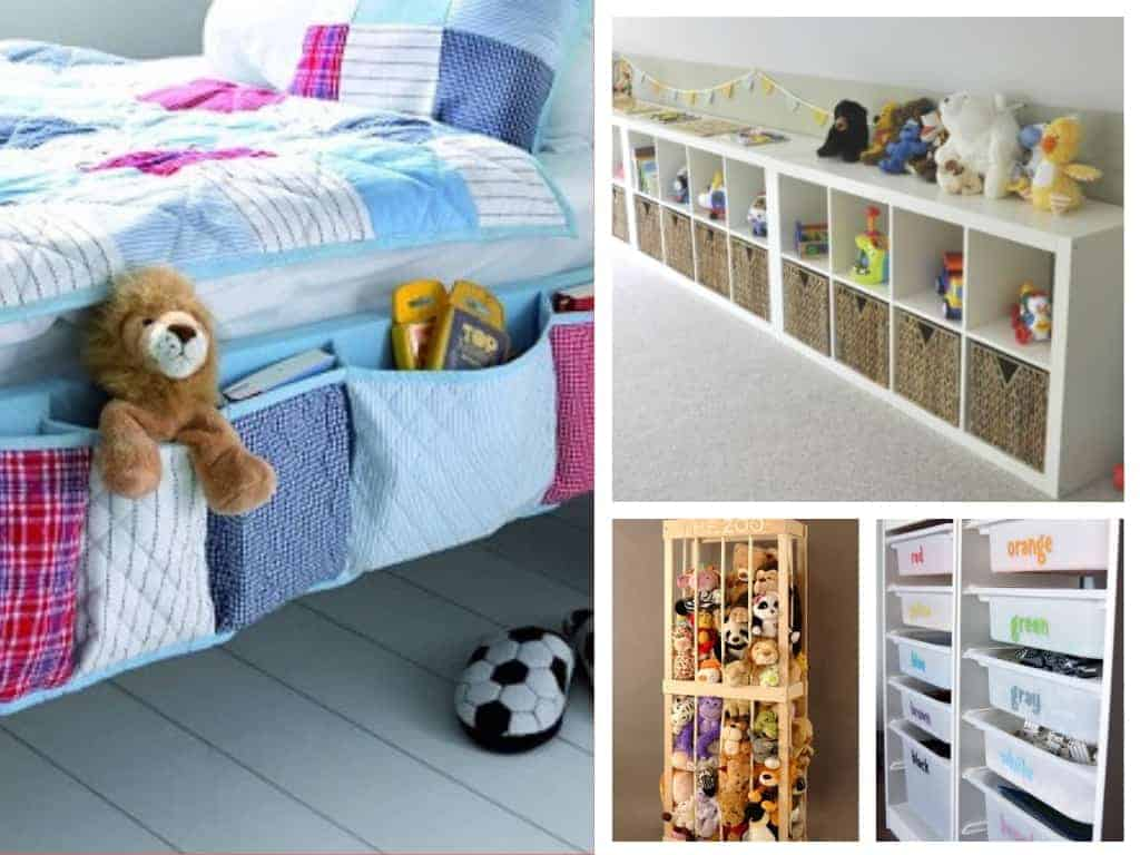 Toy storage ideas for organising your kids toys