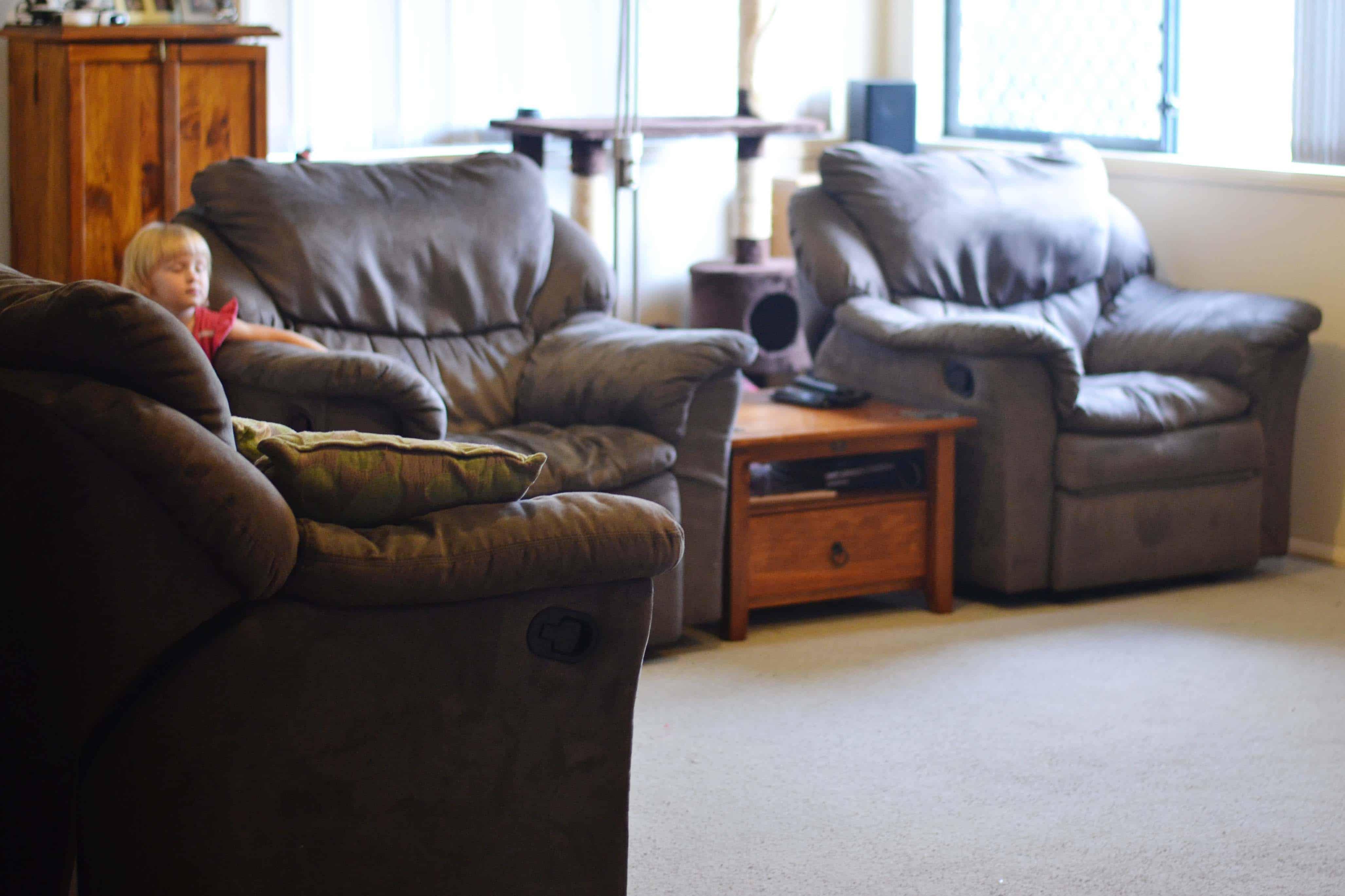 Living Room Declutter Update Simplify Create Inspire