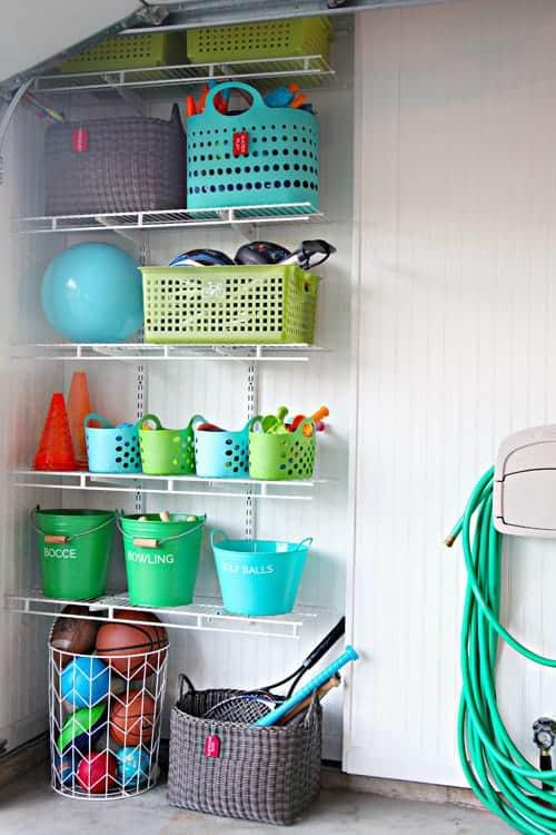 garage toy storage ideas