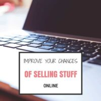 tips to sell stuff online