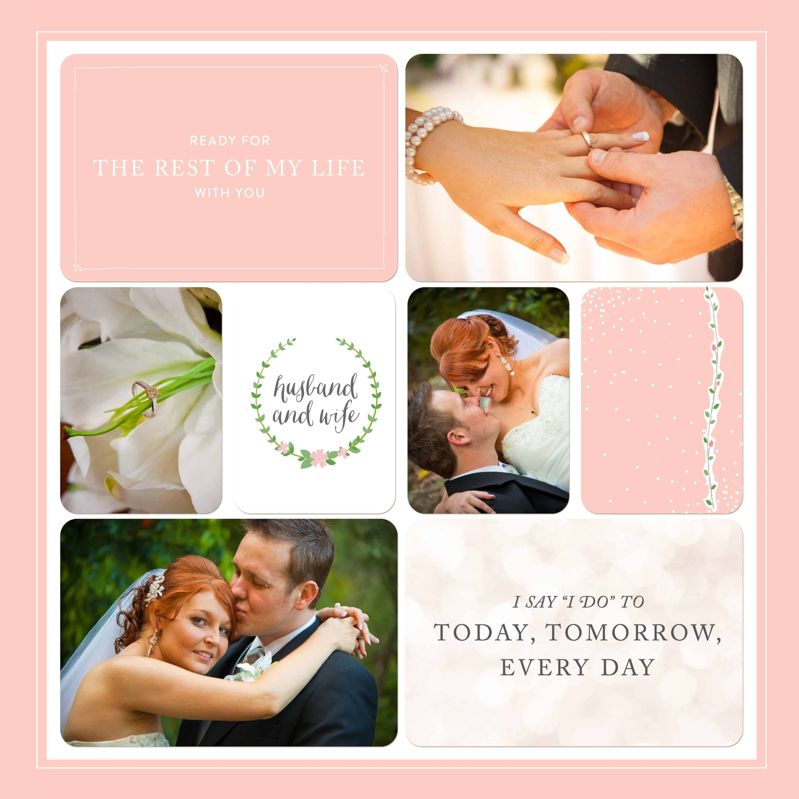 project life wedding Southern Weddings