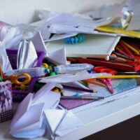 Tips to avoid feeling Overwhelmed by decluttering and start getting your house looking fabulous without the stress