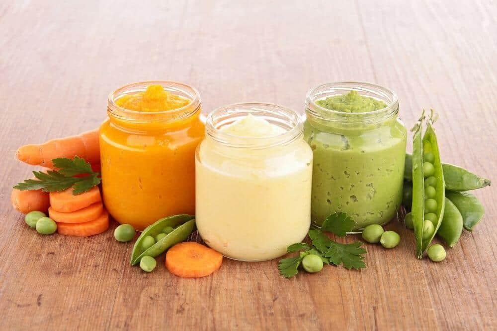 10 Easy Homemade Baby Food Recipes
