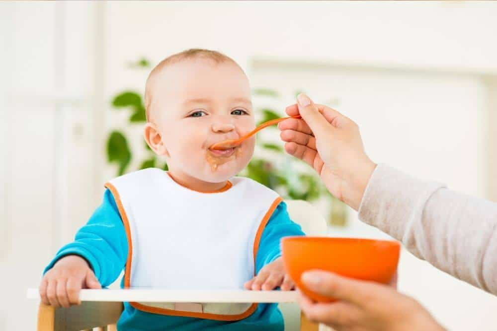 Homemade baby food recipes your baby will love