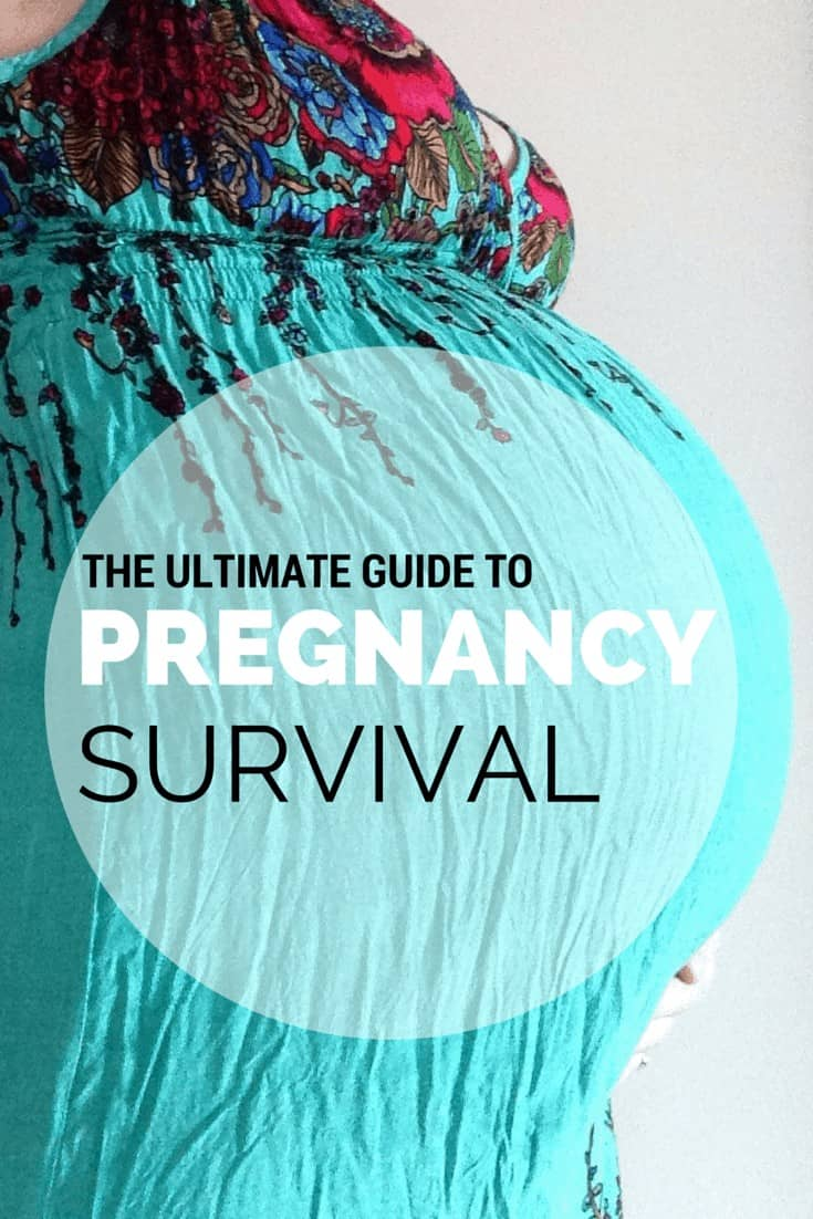 The Ultimate Guide to Surviving Pregnancy and Preparing for your Baby