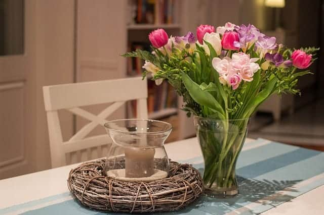 Easy ways to create spring style at home