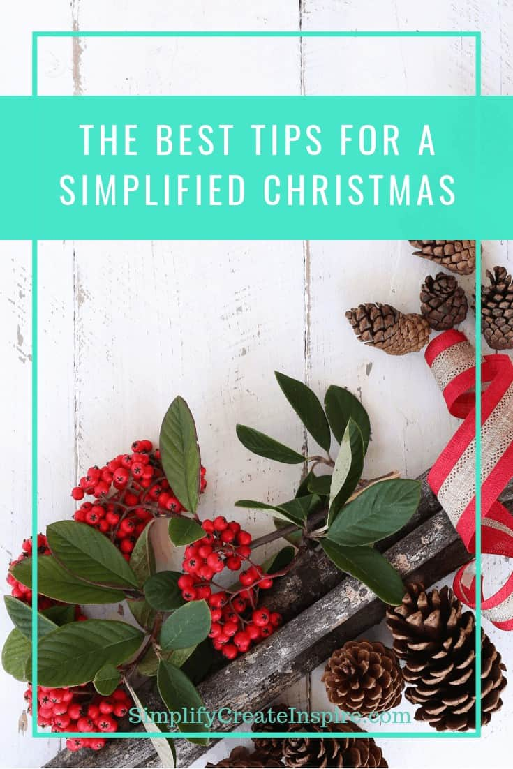How to have a simplified Christmas