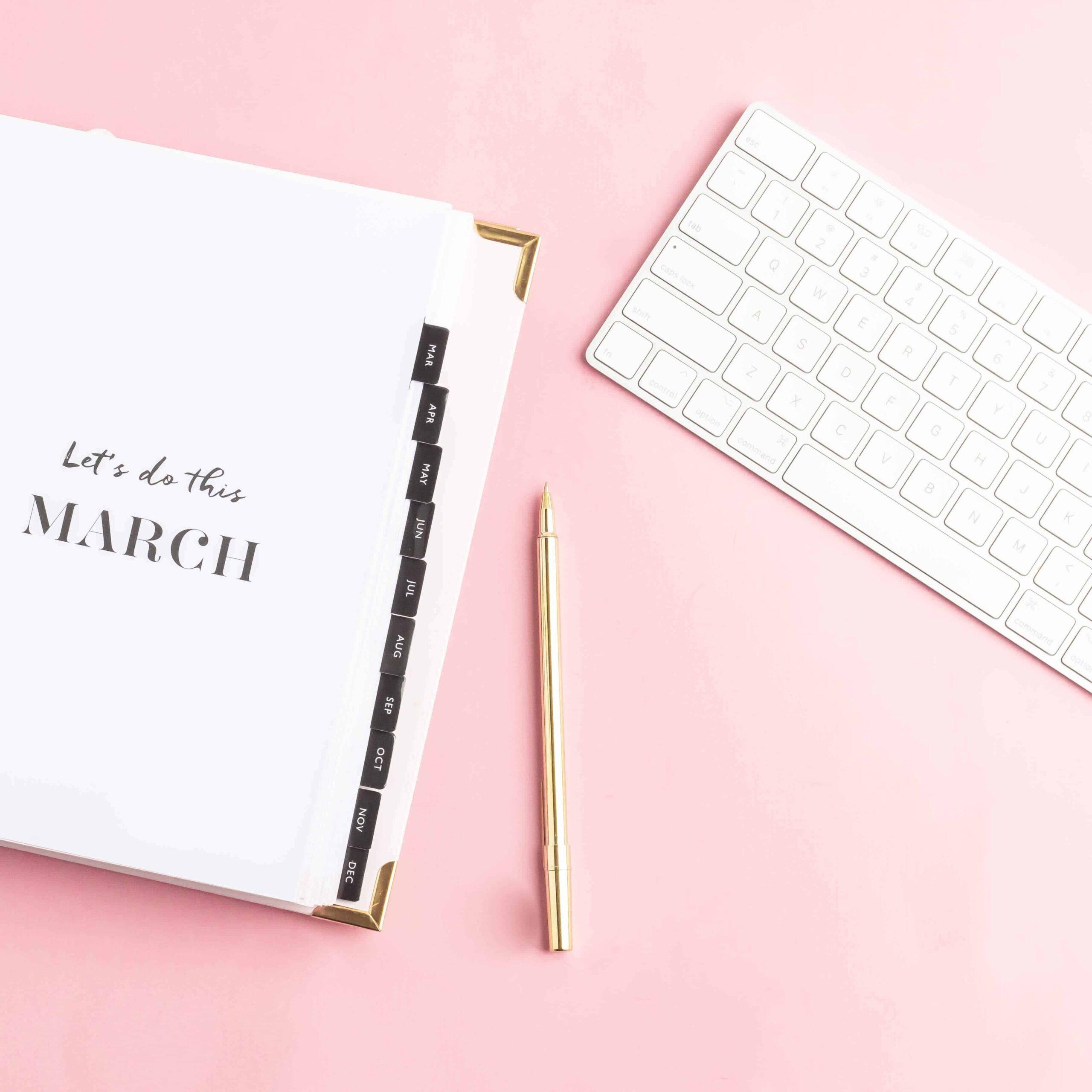 3 habits to increase productivity