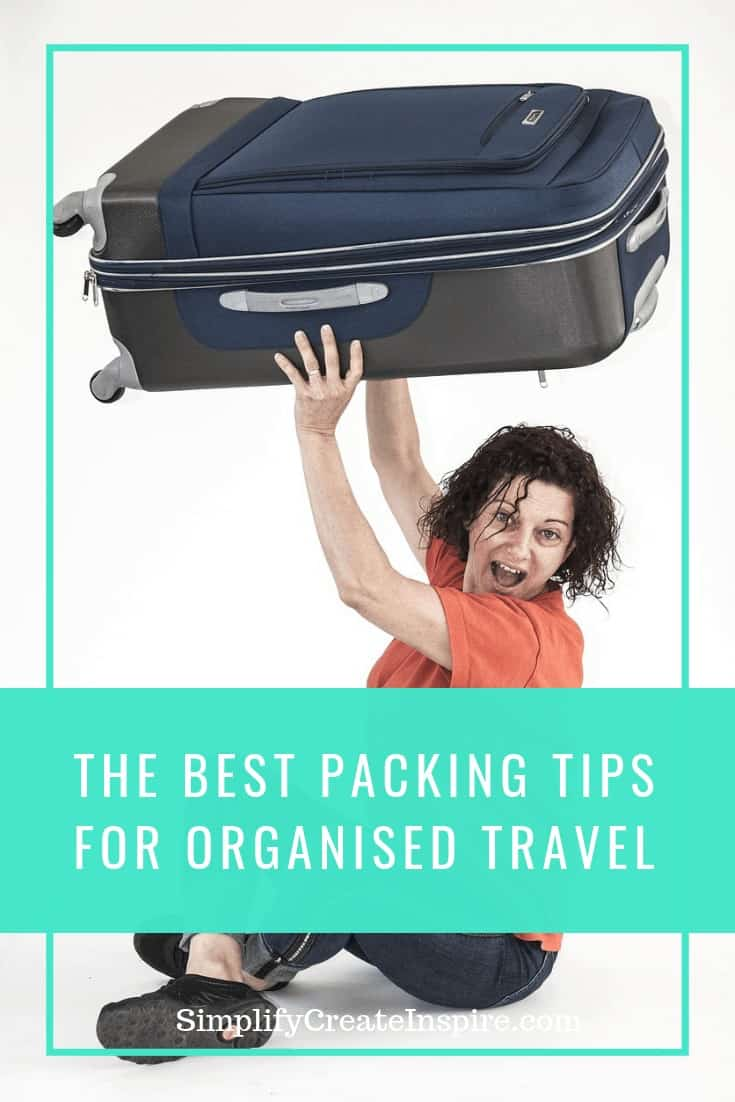 The best packing tips for organised travel