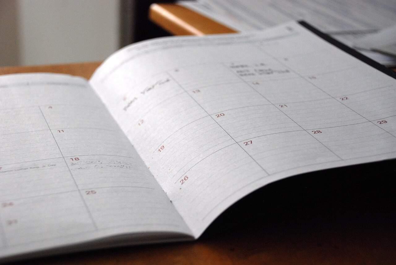 Day planner 828611 1280