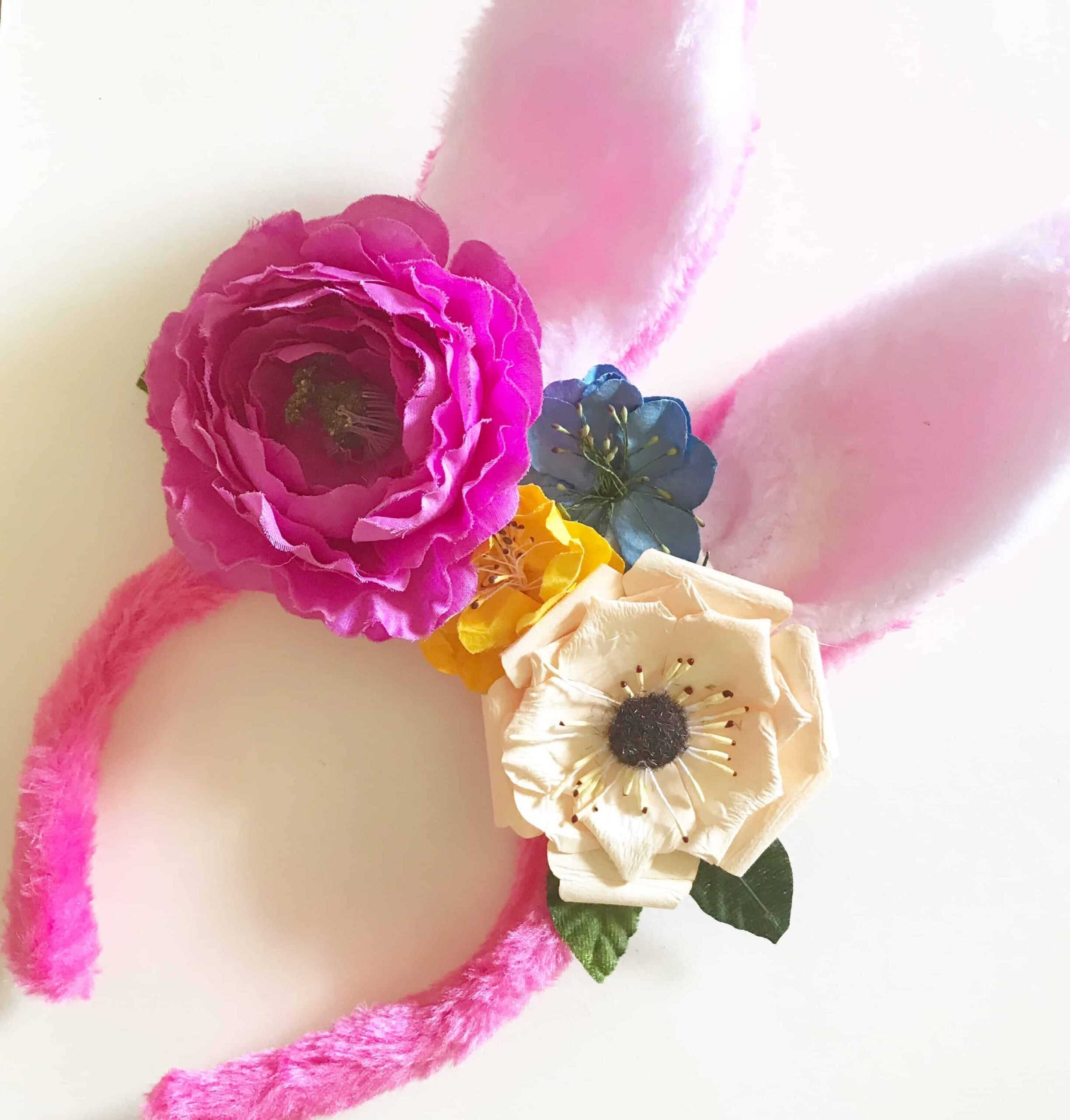 Diy easter parade headband