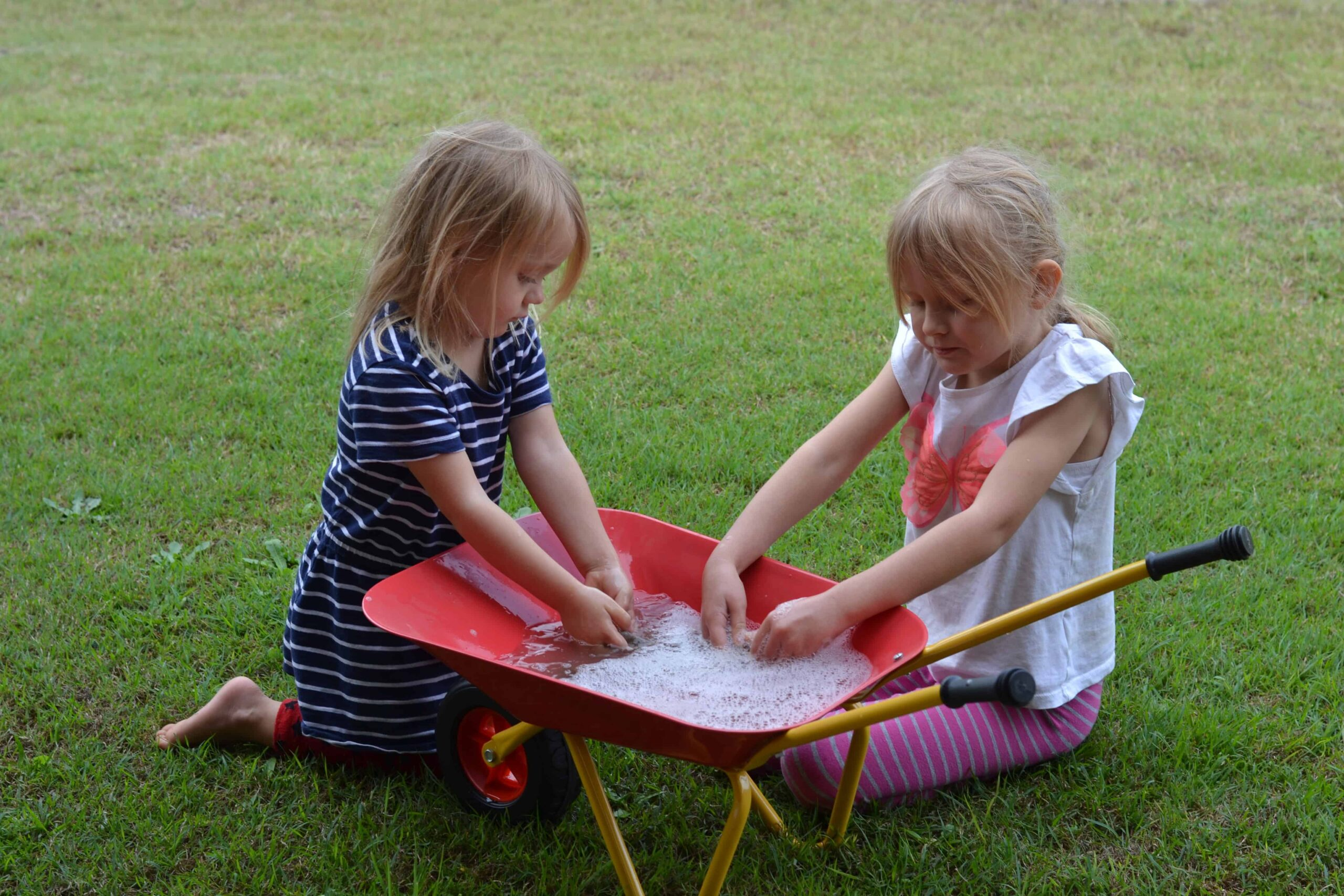 Water Play Activities For Preschoolers