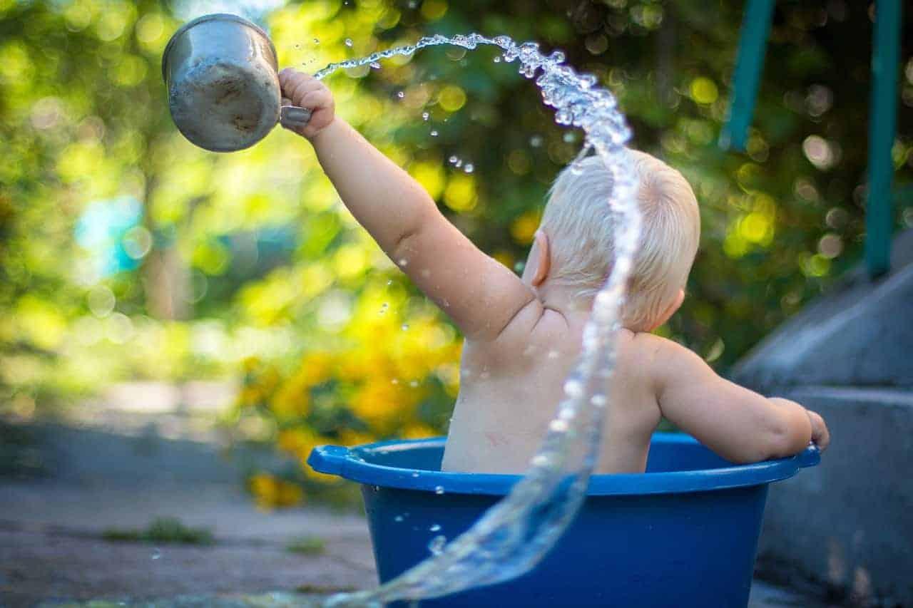 Best water play activities for preschoolers