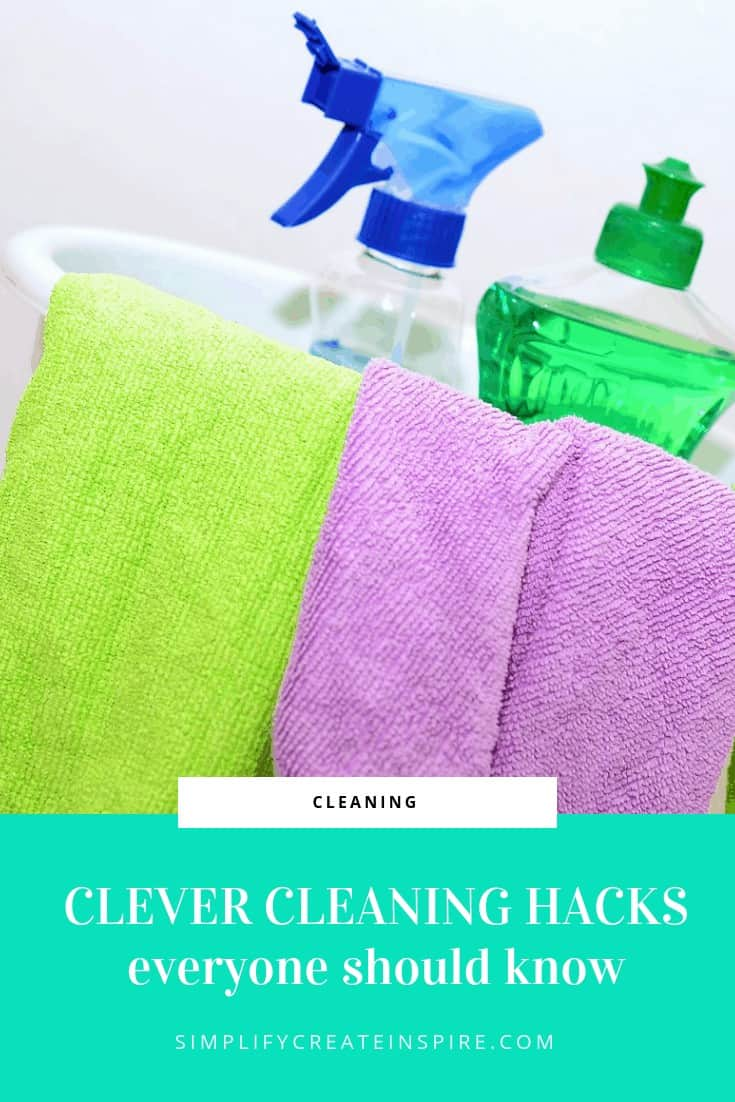 Clever home cleaning hacks everyone should know