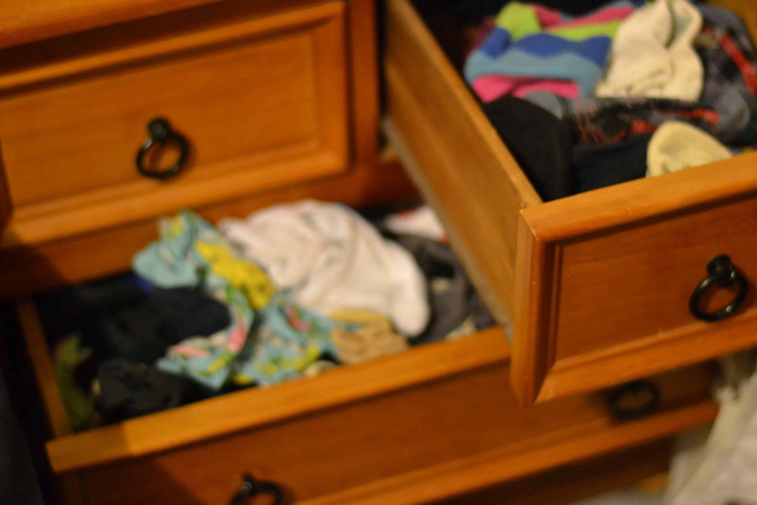 Diy custom drawer dividers