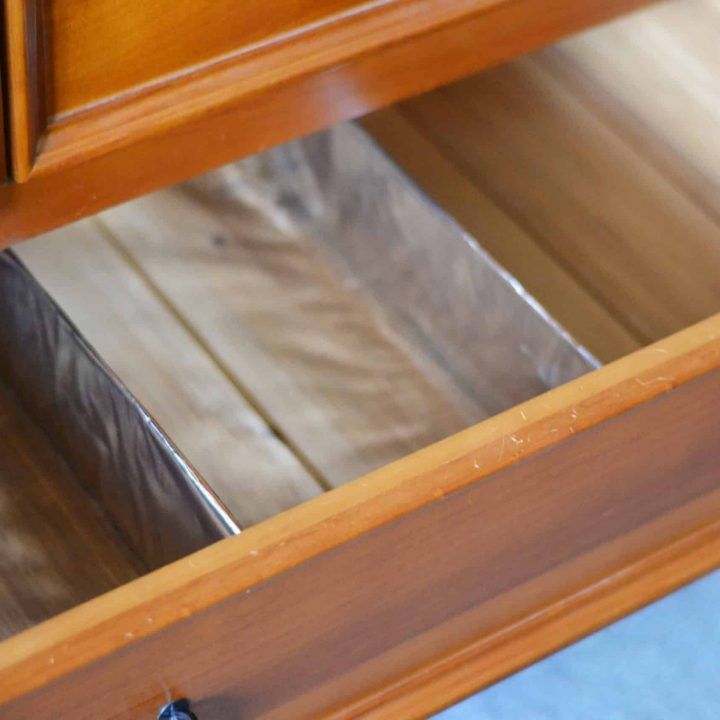 DIY Custom Drawer Dividers