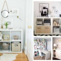 Ikea Kallax Inspiration & Hacks for every room