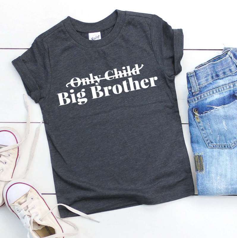 Big brother statement shirt