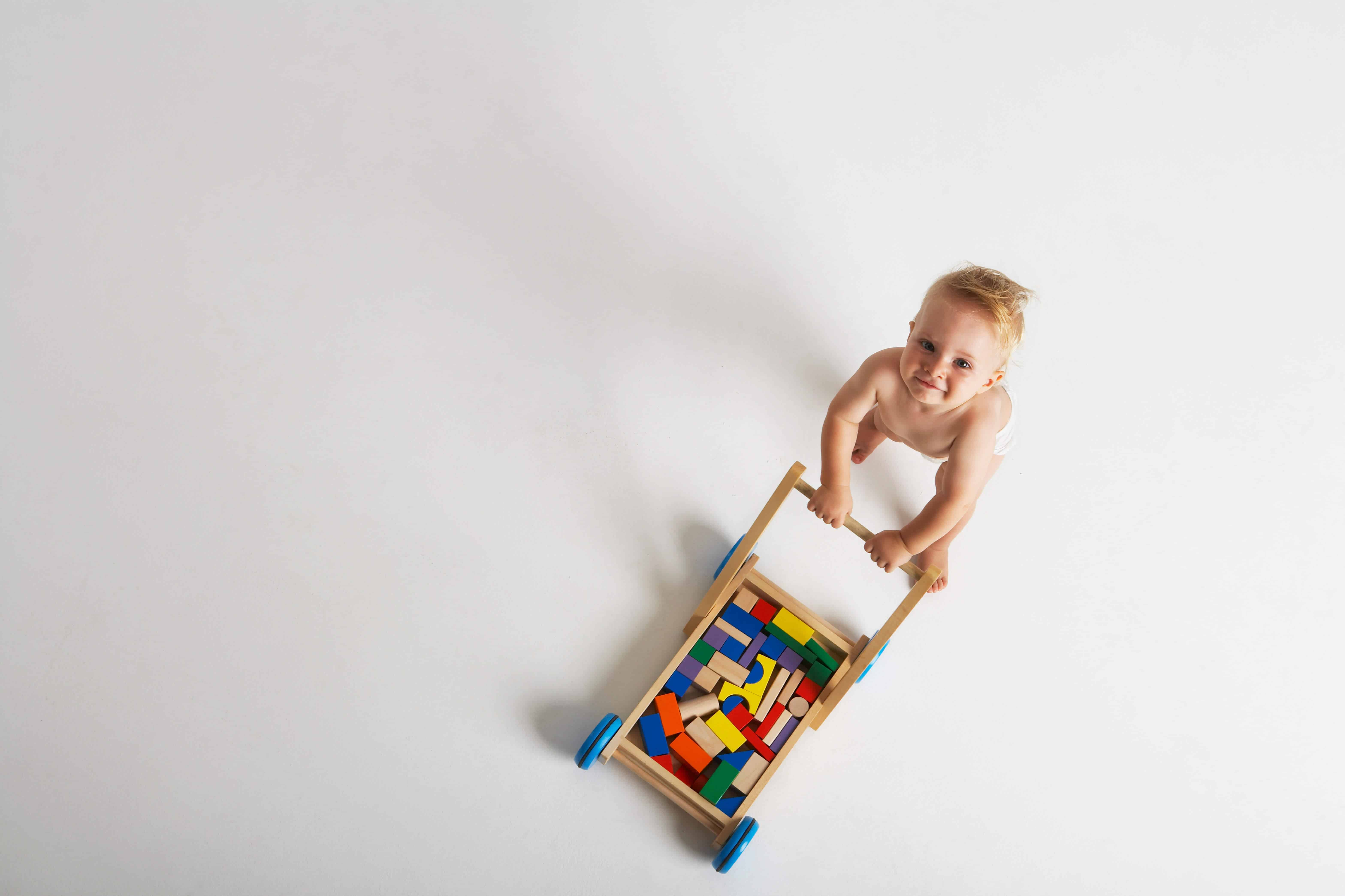 How and why to take a minimalist approach to toys