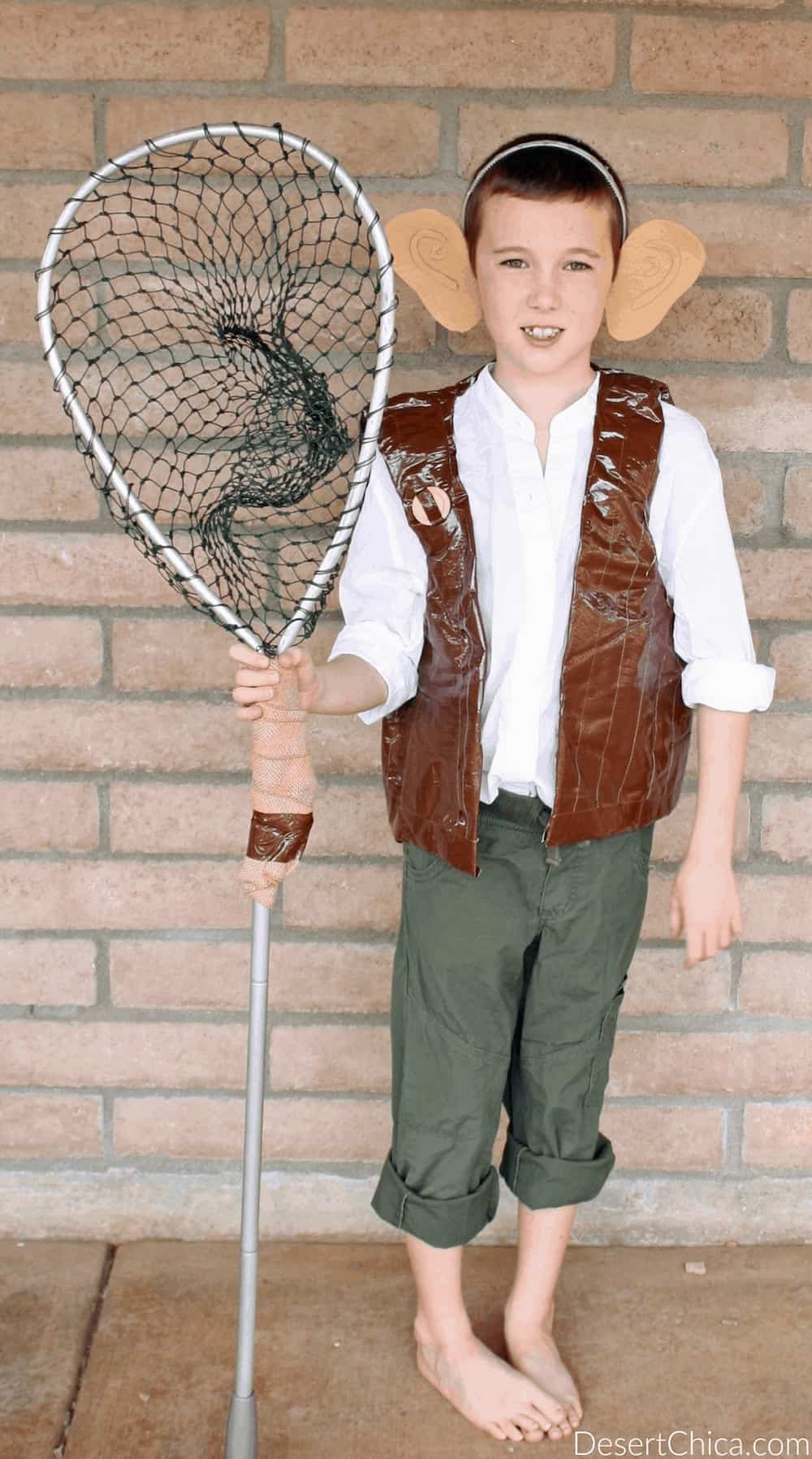 Diy bfg costume