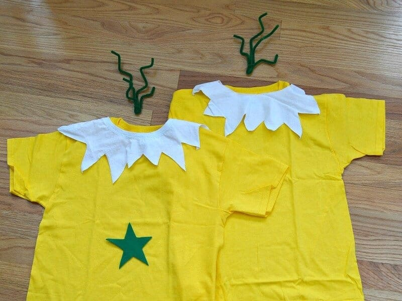 Dr Seuss the sneetches costume