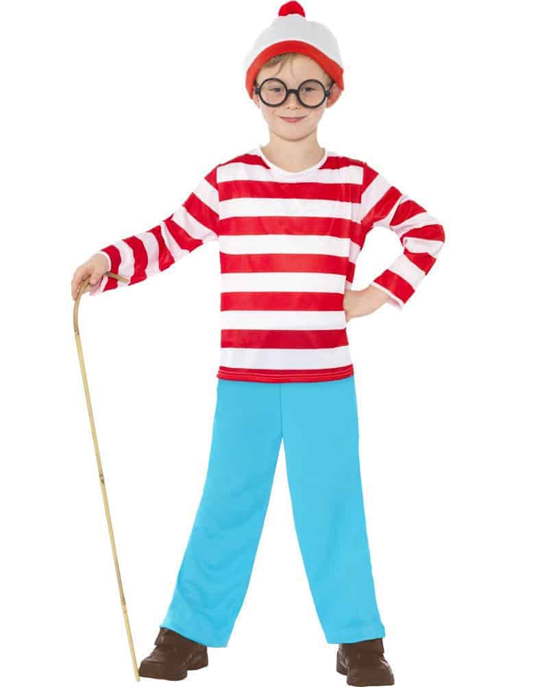 Where''s Wally Costume