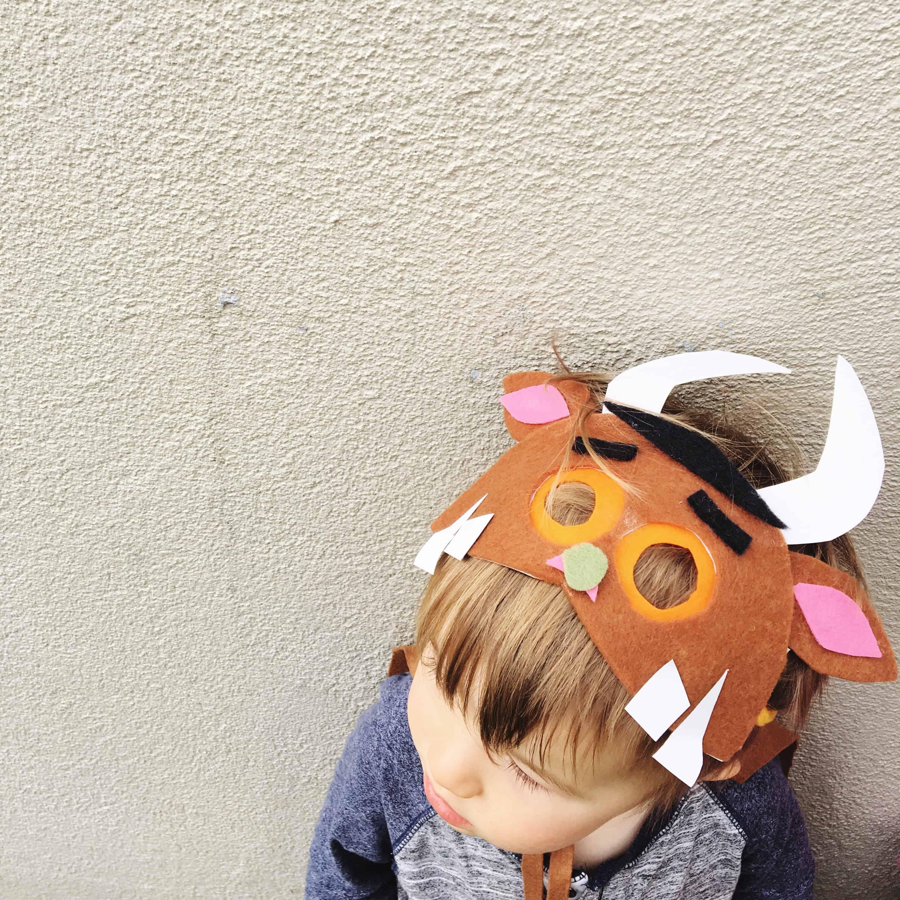 Gruffalo costumes