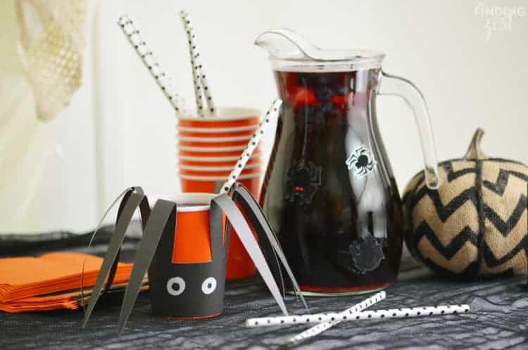 Black spider punch for halloween 23 spooktacular kid-friendly halloween mocktails