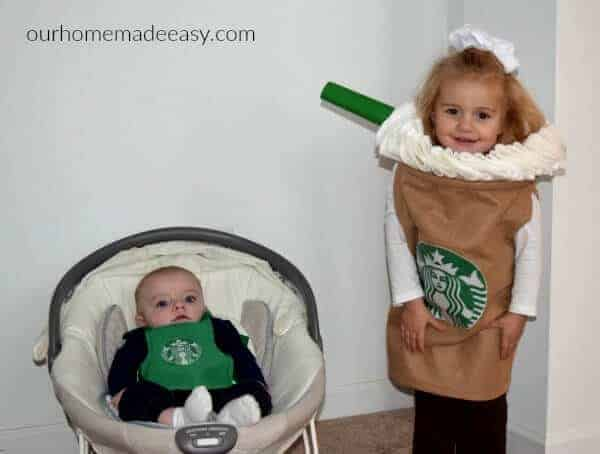 Kids matching costume