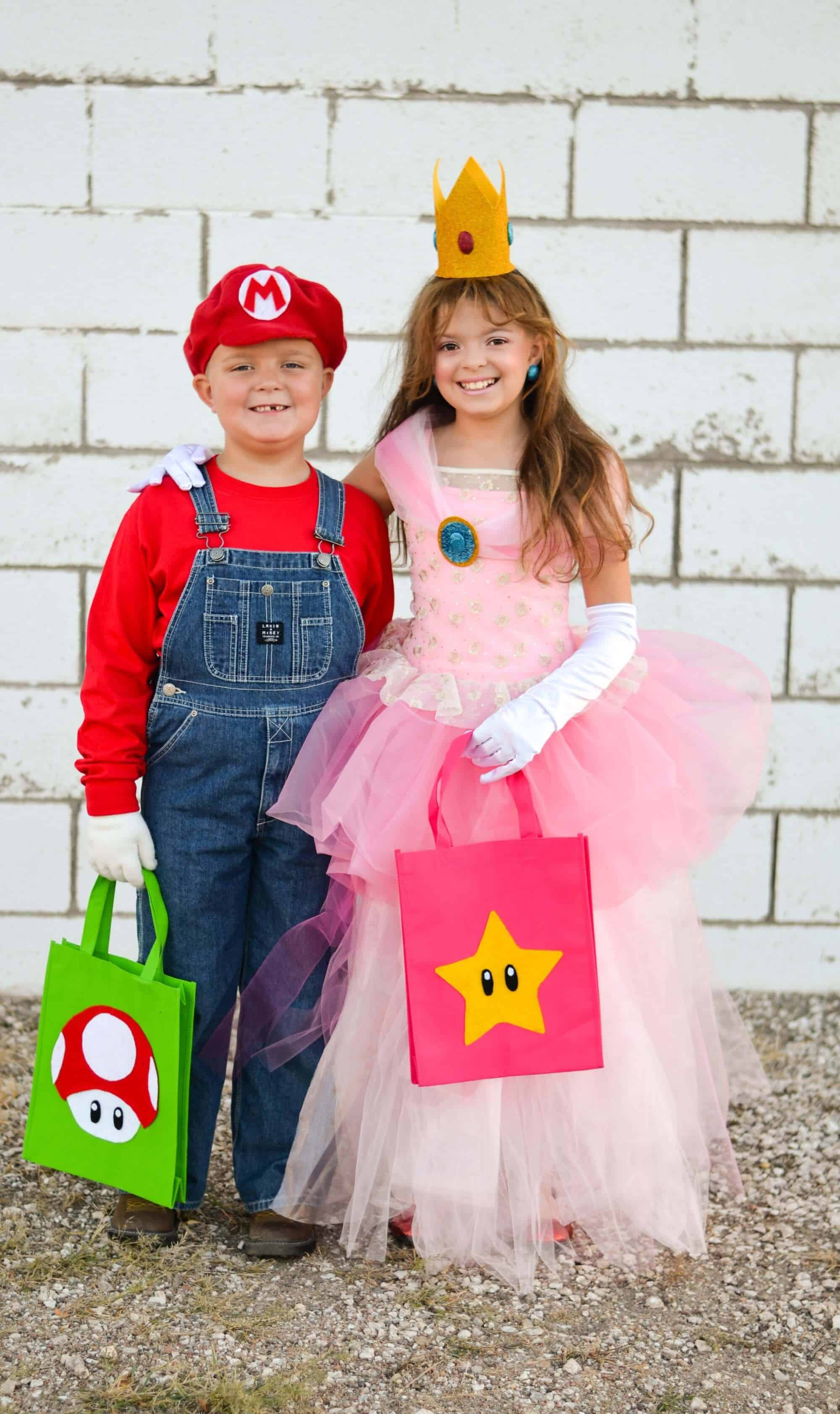 Mario and princess peach 1 of 1