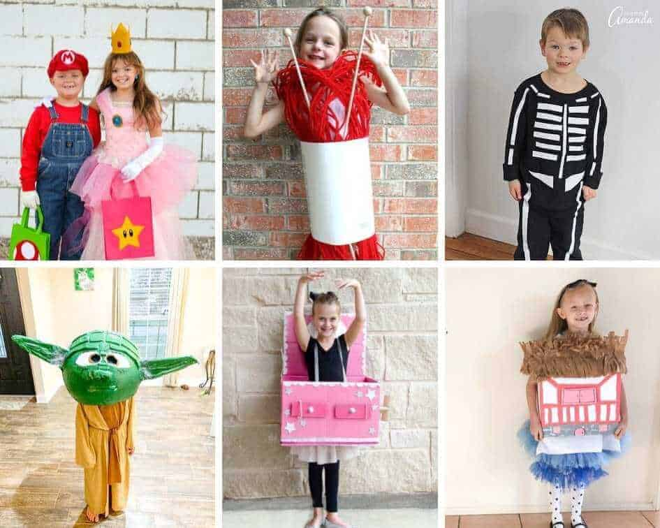Diy halloween costumes for kids & babies