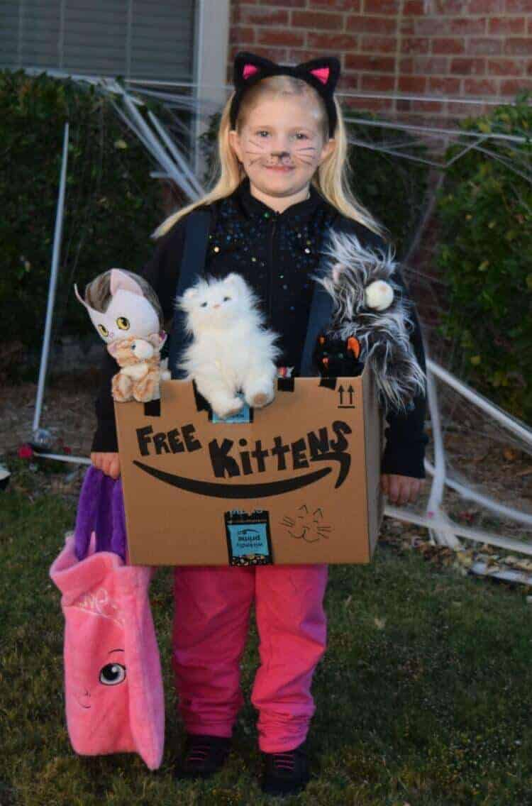 Free kittens boxtume 34 33 diy halloween costumes for kids & babies for 2021