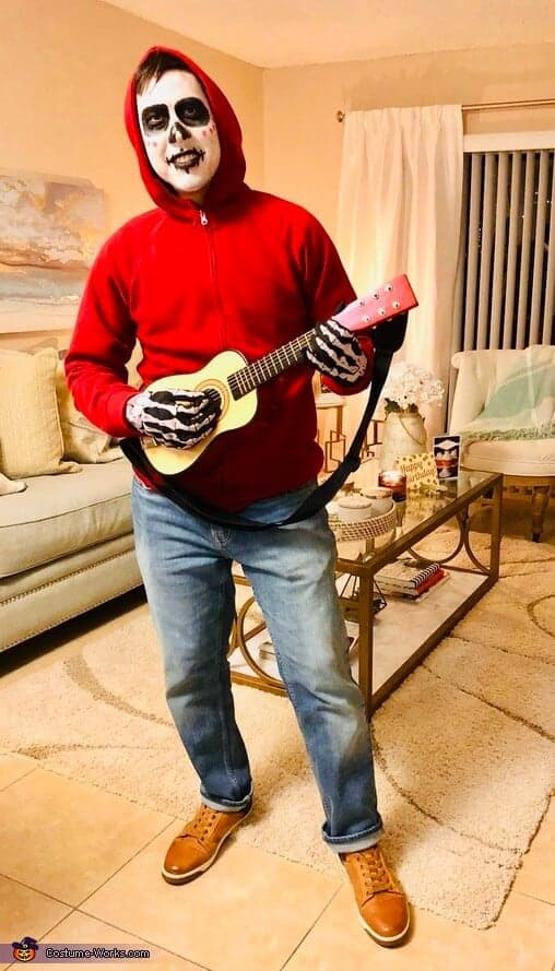 Miguel from disney coco costume