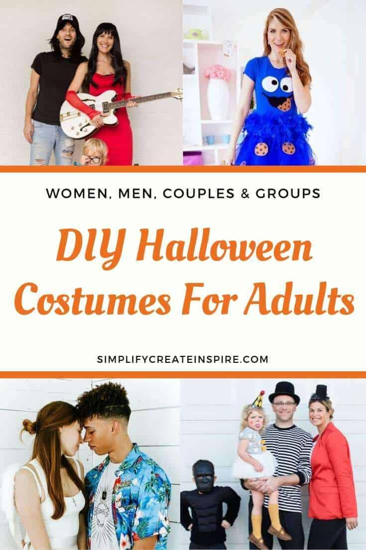 Funny diy halloween costumes for adults