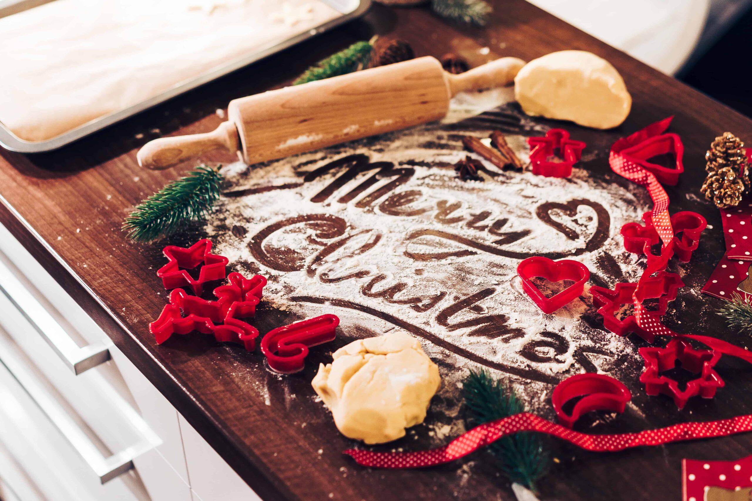 Christmas magic ideas - cookies for santa