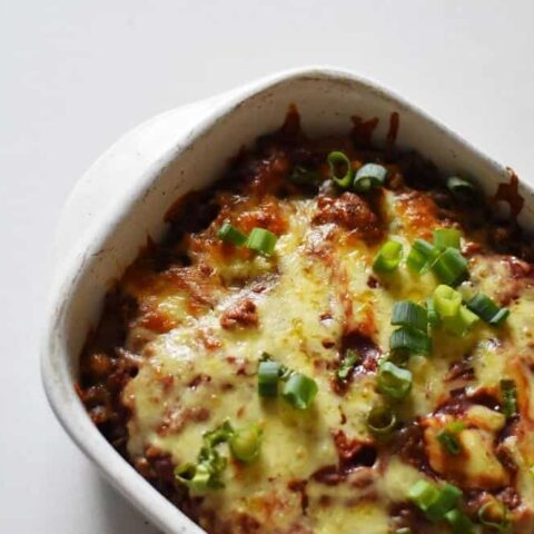 Cheesy mexican potato casserole recipe