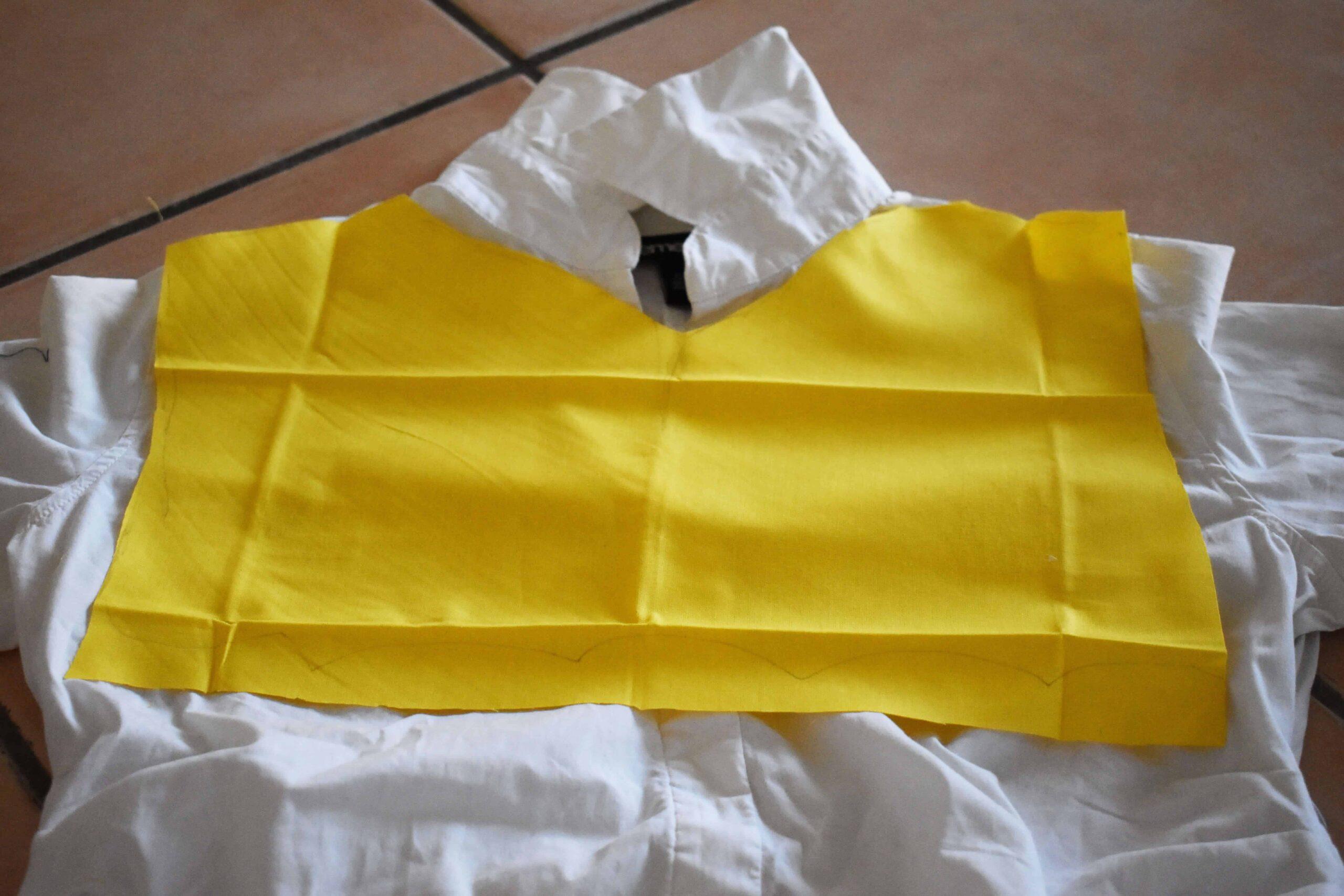 How to make Jessie's western shirt