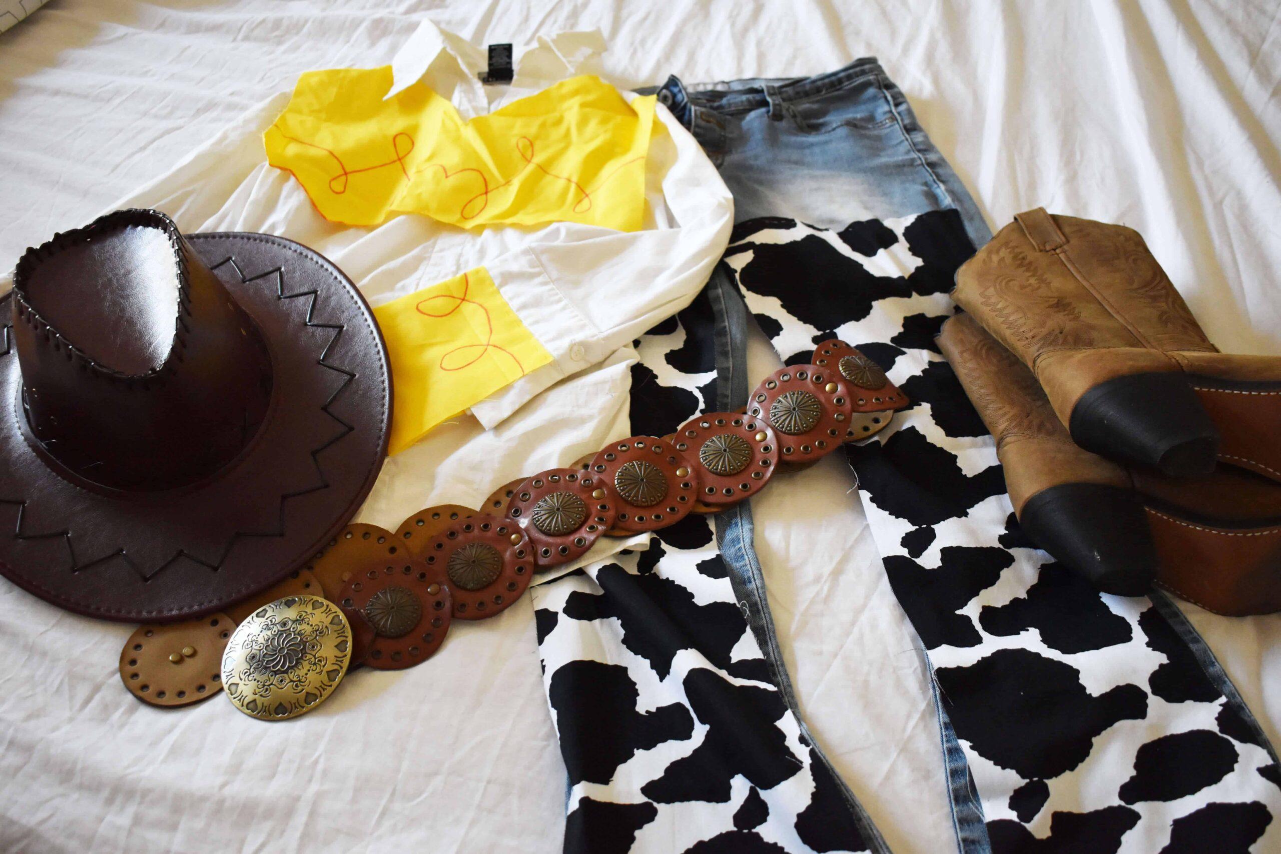 DIY Jessie Toy Story Costume